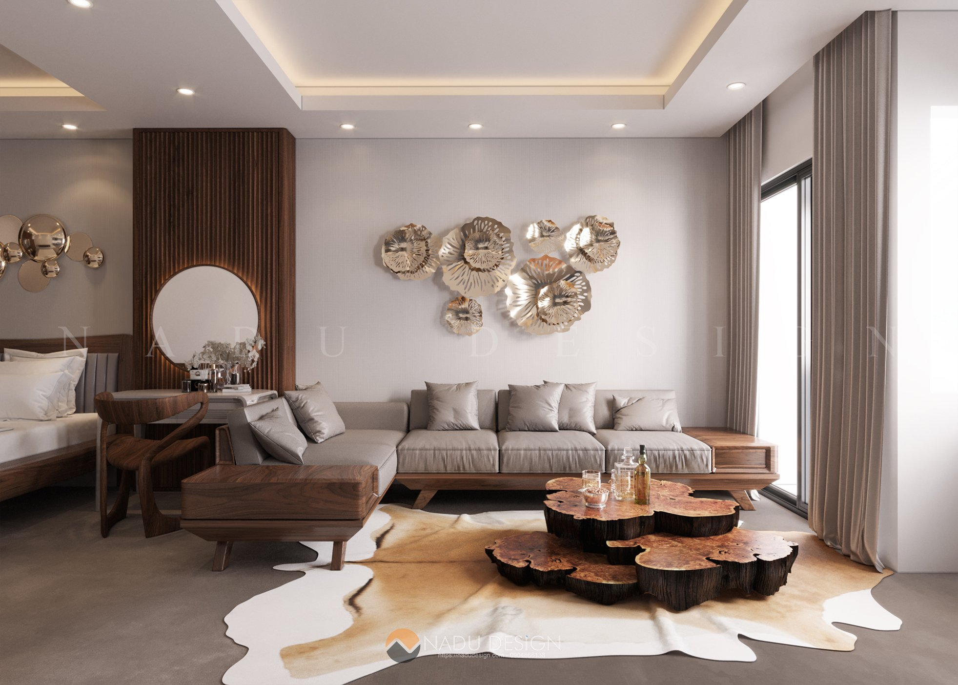 Our obsession is creating minimalist distinctive interiors.